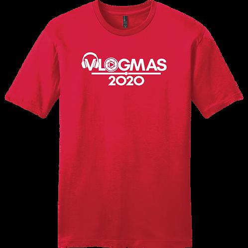 Red - Vlogmas 2020