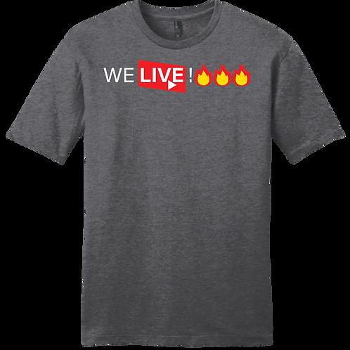 We Live! - Gray