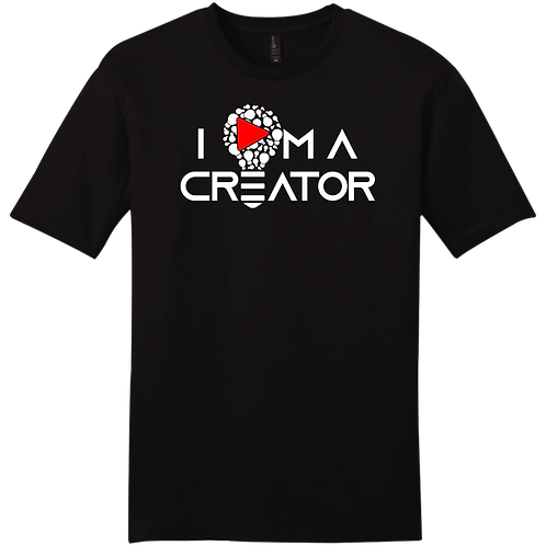 I AM A CREATOR - Black