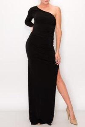 Lola - One Shoulder Dress