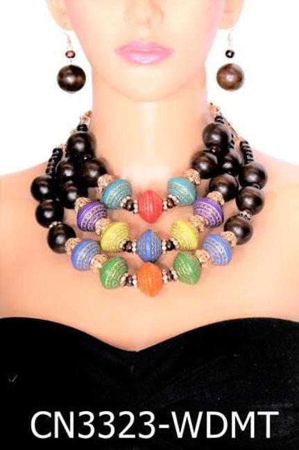 Ava - Necklace Set