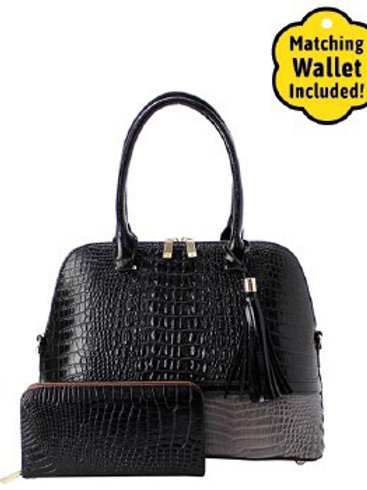 Carry 2-in-1 Purse - Black