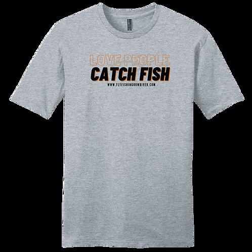 Love People Catch Fish -Heather Grey