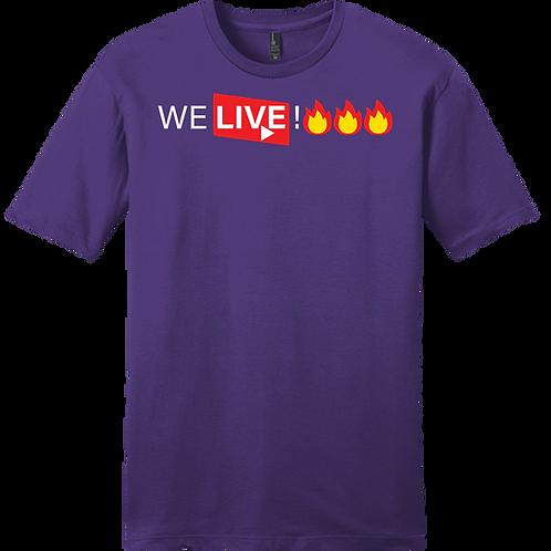 We Live! - Let's Get Live Edition (Purple)