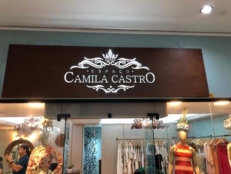 Espaço Camila Castro inaugura nova loja em Barbacena