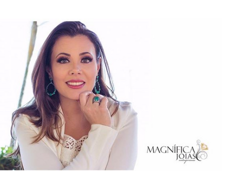 Magnífica Joias Contemporâneas - a nova joia das Minas Gerais