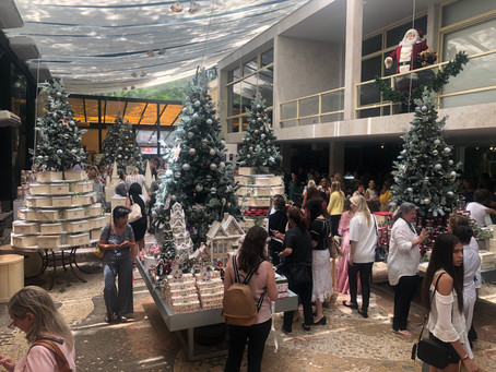 AVmais participa de bazar de Natalbadaladoem São Paulo