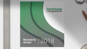 AV+ Comunicação desenvolve relatório anual do Instituto LafargeHolcim