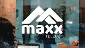 Maxx Telecom - nasce uma nova marca