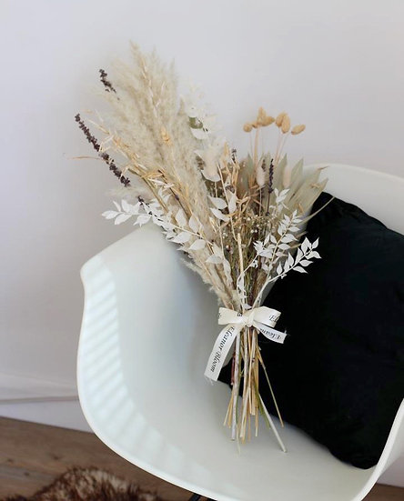 Spring awakening dried bouquet