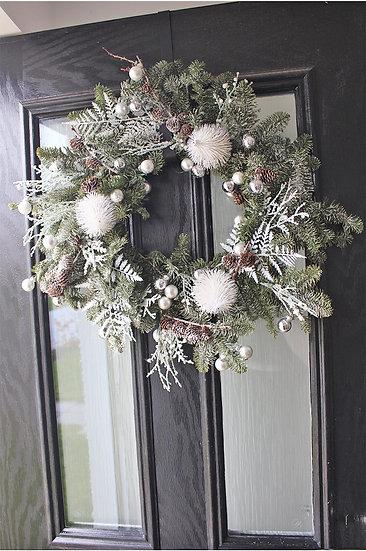 Ice Queen Wreath
