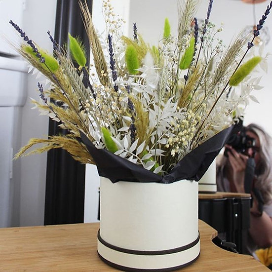 Dried Flower Box