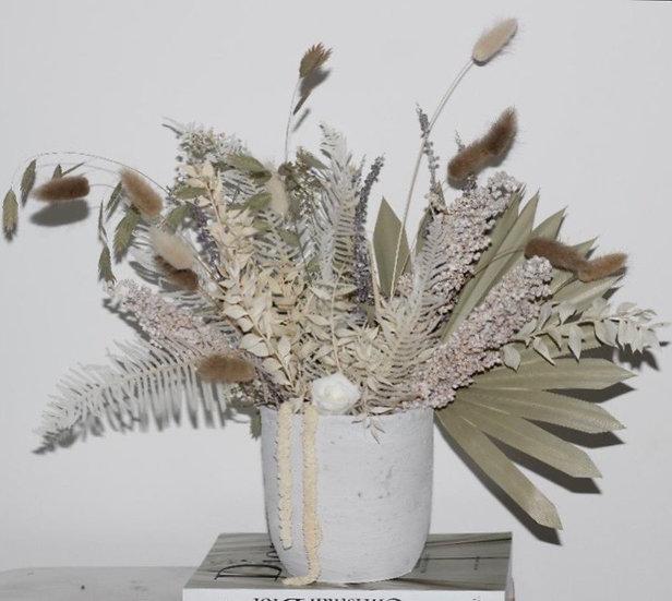Medium Spring awakening dried display