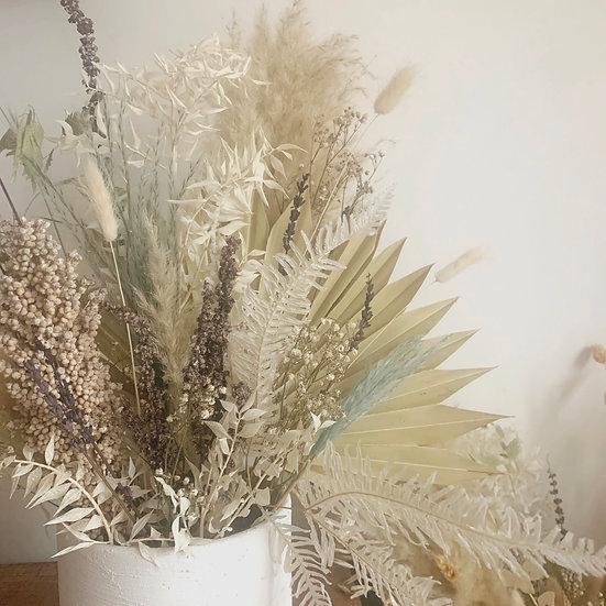 Large Spring awakening dried bouquet