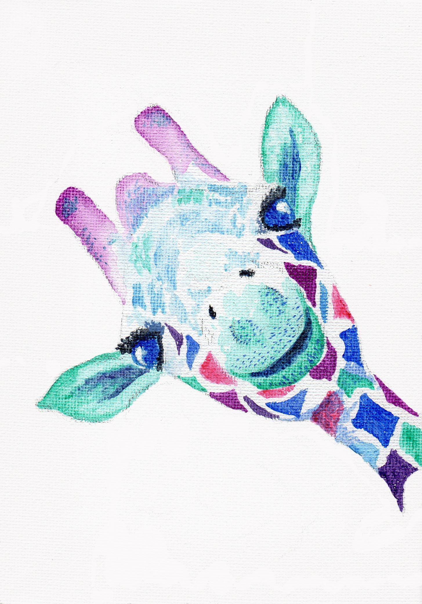 Giraffe # 2