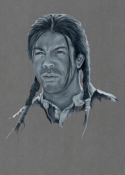 Christian Kane as Abe Wheeler