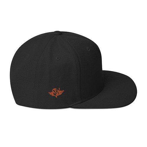 Snapback Hat - Dudu Rosa / RIO