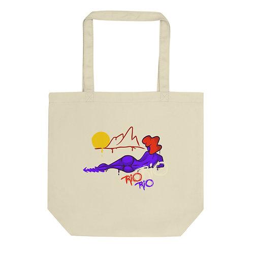 Eco Tote Bag - Girl from Ipanema - Dudu Rosa