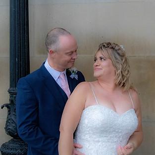 Katie and Andrew