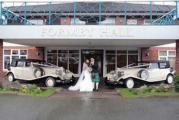 regal wedding cars wedding cars, Beauford wedding cars Liverpool Merseyside Marriage