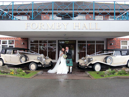Formby Hall Wedding Fair