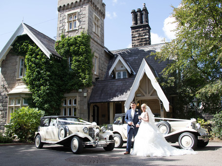 A great wedding day