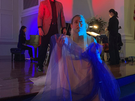 Moon, Bride, Dogs II at NANOworks: a work develops from awkward teenager to real chamber opera