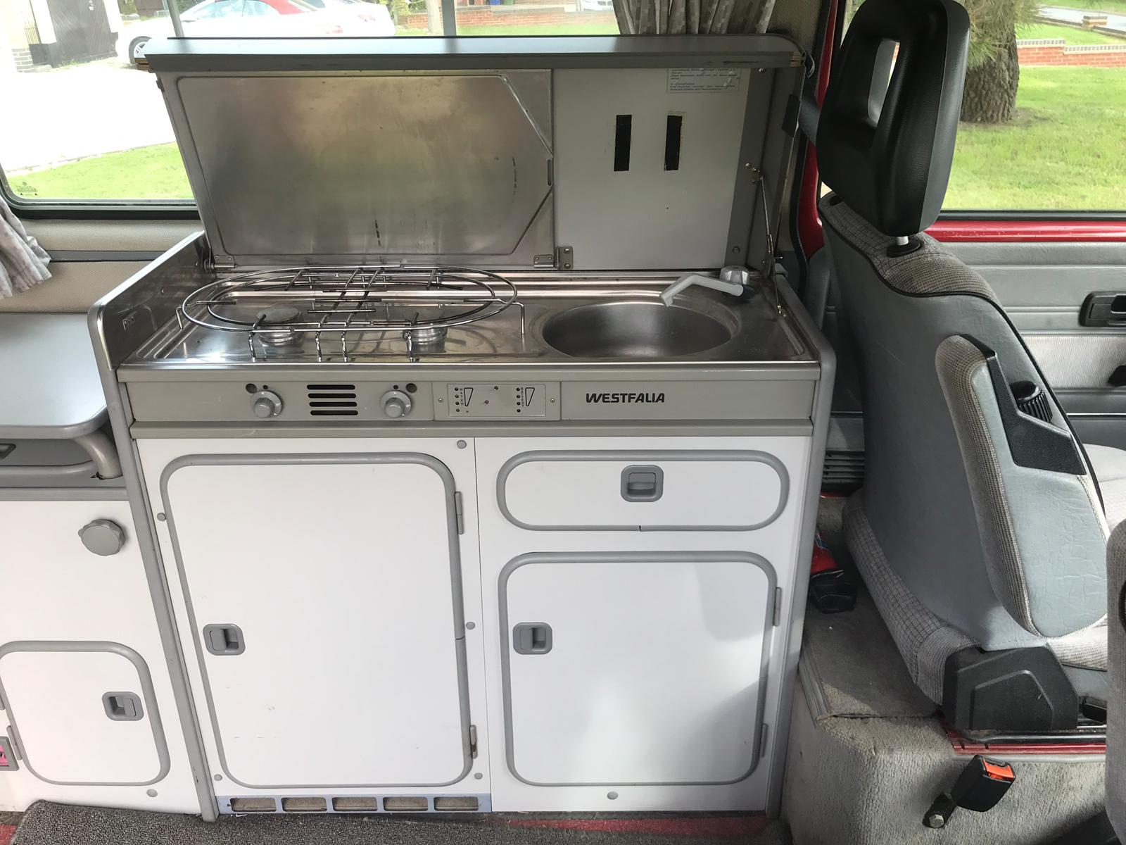VW T25 westfalia campervan for sale esse