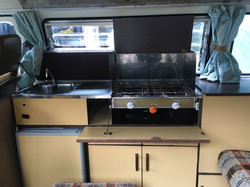 VW Devon Moonraker Cooker