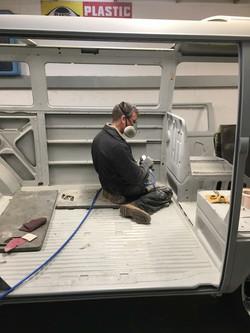 Essex Restoration Camper Van