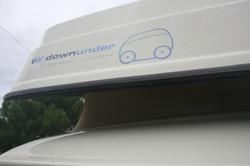 VW Camper Pop Top