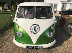 vw splitty for sale essex