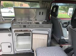 VW T25 westfalia camper van for sale ess
