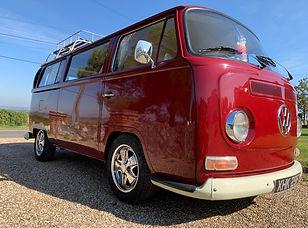 1968 VW Canterbury Pitt