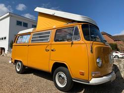 Winnie 1972 Westfalia Campervan