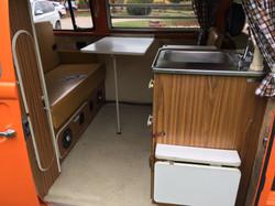 1973 LHD Camper For Sale