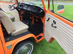 1973 LHD US Westfalia For Sale