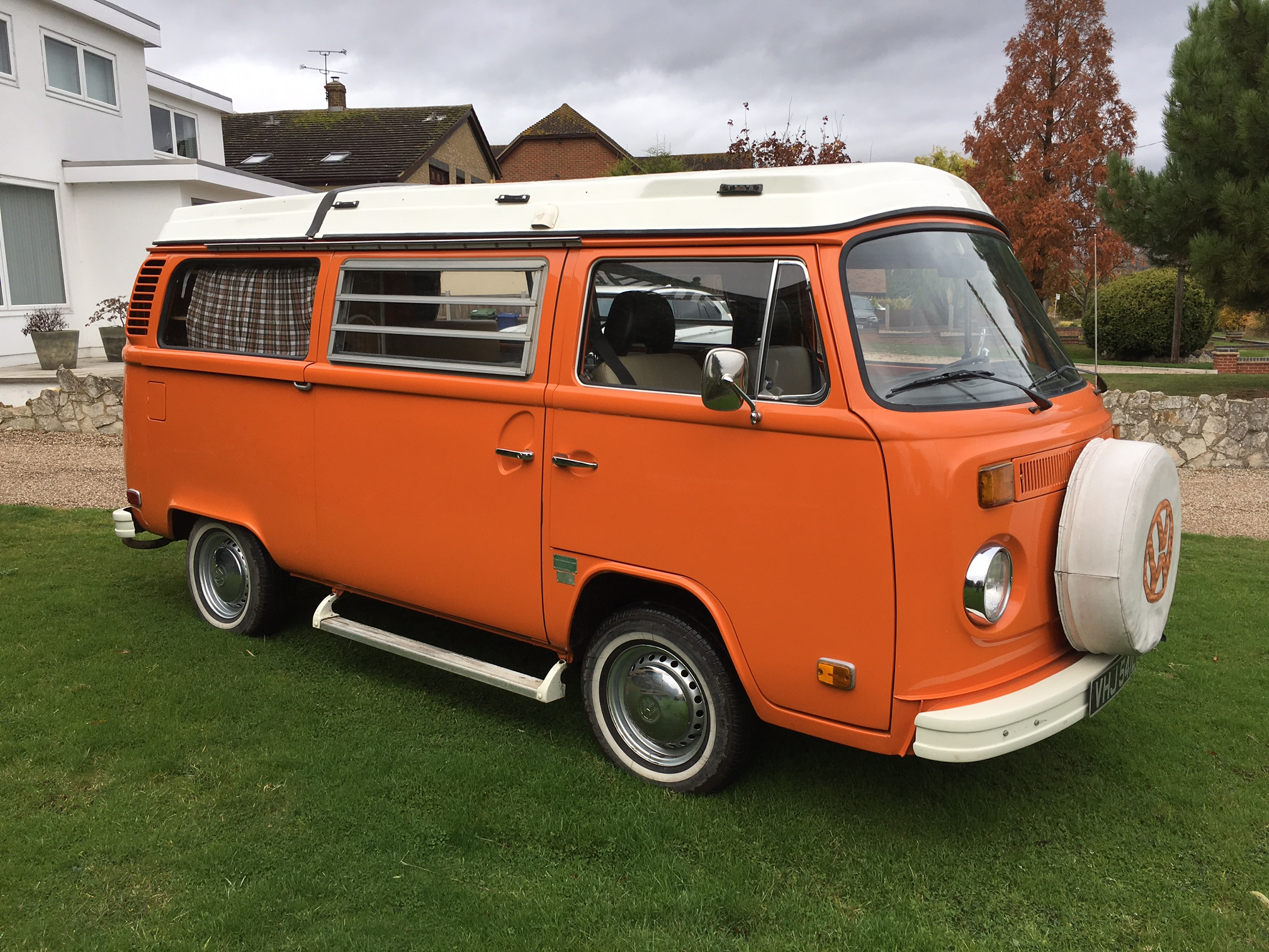 LHD US Westfalia Camper For Sale