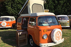 VW camper for sale