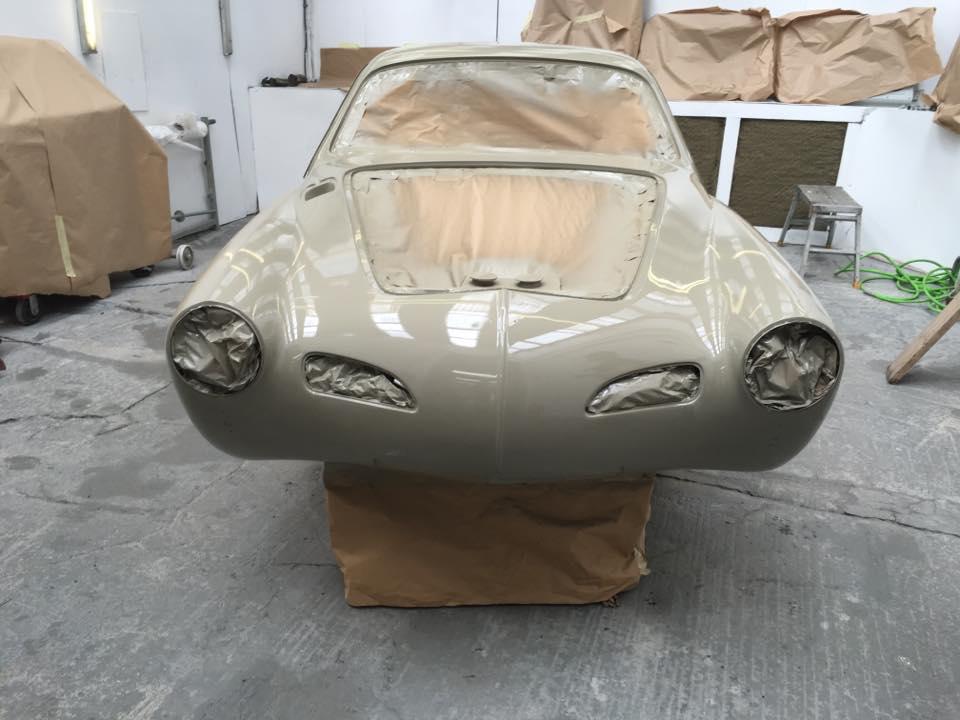 Karmann Ghia Restoration