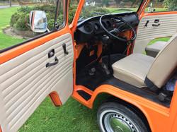 1973 Westfalia Camper For Sale