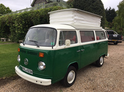 VW Devon Camper Van