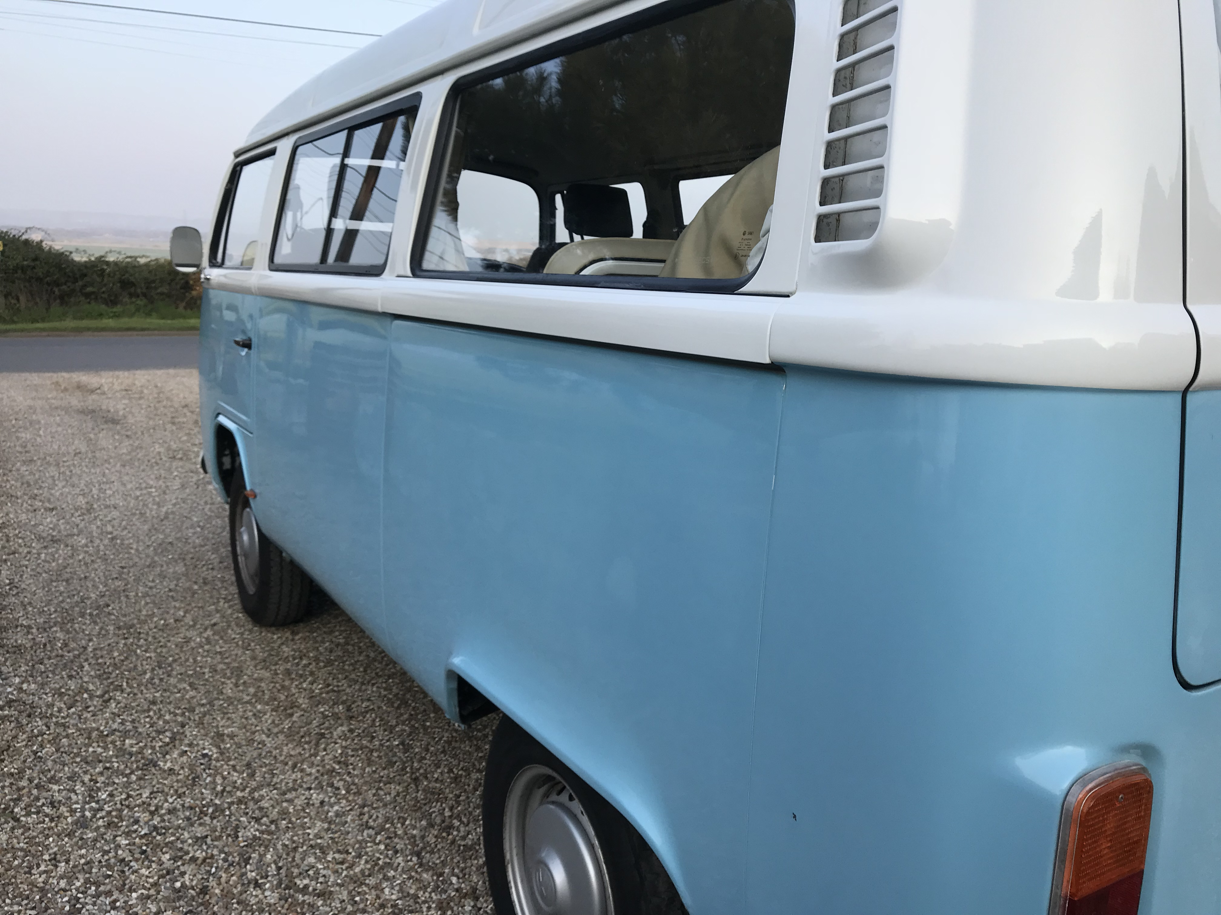 vw brazilian campers