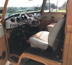 VW Camper in Essex