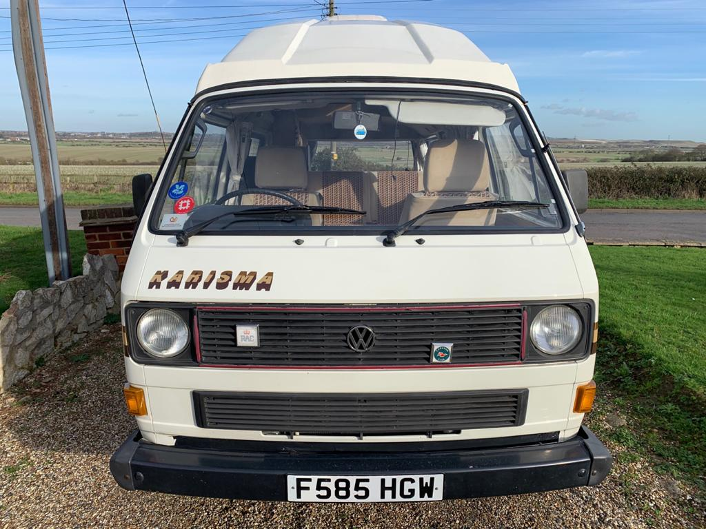 VW CAMPERVANS FOR SALE IN SOUTH EAST