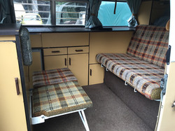VW Devon Moonraker Interior