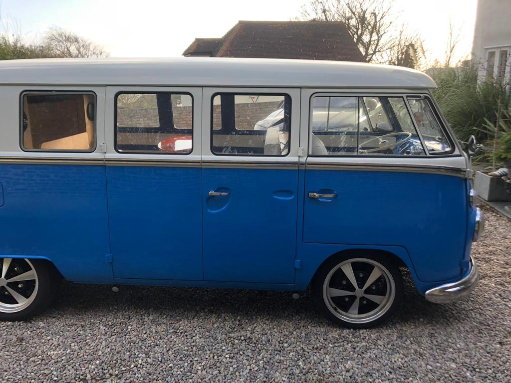 vw spliscreen for sale in essex