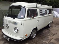 1978 VW Westfalia Camper Van