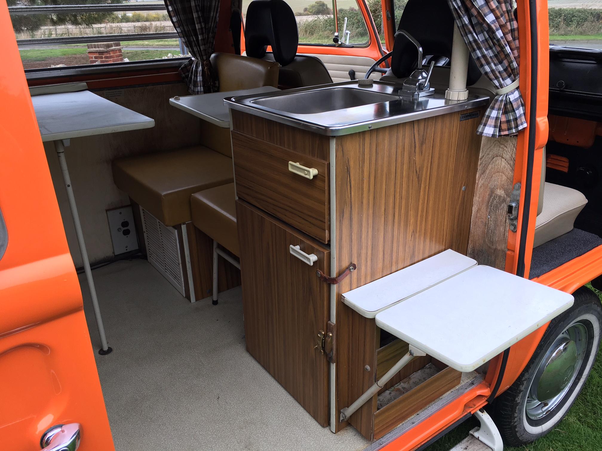 LHD Camper For Sale