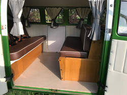 For sale vw splitscreen camper van